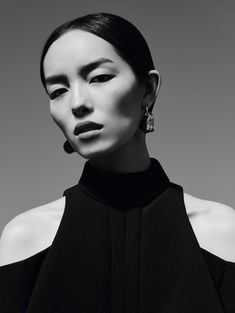 Transparencies Publication: Vogue China January 2017 Model: Fei Fei Sun Photographer: Ben Toms Fashion Editor: Robbie Spencer Hair: Ramsell Martinez Make Up: Lottie PART II