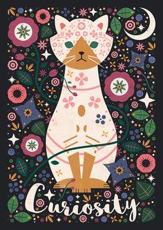 Carly Watts Art & Illustration: Curiosity