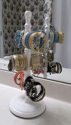 Vintage, Paint and more...: Bracelet Organization