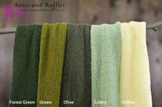 I'm looking at that forest green wrap on the far left.