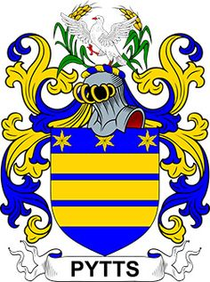 Pytts Coat of Arms