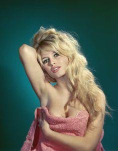*Brigitte Bardot*