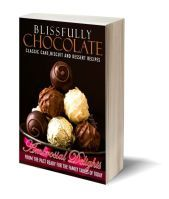 Blissfully chocolate 3D-Book-Template Cookery Books, Dessert Recipes, Desserts, Chocolate, June, Template, 3d, Cook Books, Tailgate Desserts