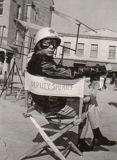 """Don Knotts - The Andy Griffith Show (filming my favorite episode, """"Barney's Sidecar""""!!!)"""