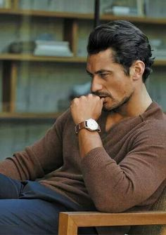 David Gandy ~  So very swarthy! Ohhhhhh My Goooooodnessss!!