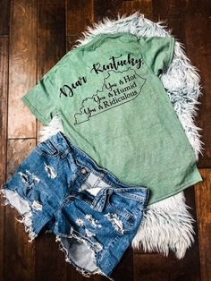 a60935c1d8 Dear Kentucky - You Is Hot - You Is Humid - You Is Ridiculous - Kentucky  Shirt - Kentucky Quote Shirt - State Quote