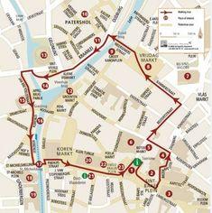 mapa gante belgiummaps