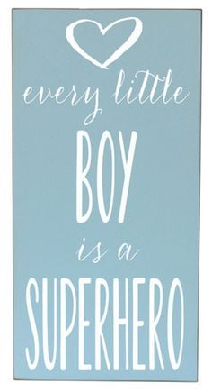Baby Boy Quote
