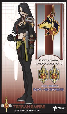 Admiral Blackheart Commission by stourangeau.deviantart.com on @DeviantArt