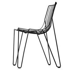 Tio tuoli, musta