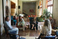 El tono participativo de la mesa, dio lugar a un gran debate posterior a las ponencias.