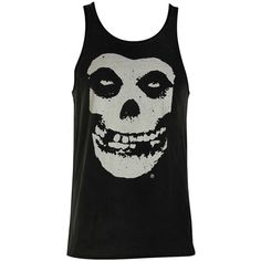 Iron Fist Mens Misfits Some Kinda Hate Tank Top, Small, Black (£11) ❤ liked on Polyvore featuring men's fashion, men's clothing, men's shirts, men's tank tops, shirts, tops, mens shirts and mens tank tops