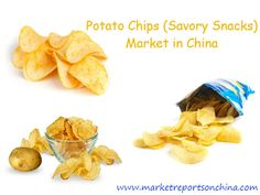 #Potato #Chips - thin slices of potato deep fried until crisp and then seasoned with salt or other #spices. Available in bags. However, does not include processed #potatosnacks.