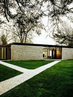 Hodgson House - Philip Johnson