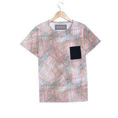 Camiseta Masculina Riscado Livre
