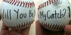 Will you be my Catch? cuuute!