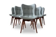 Featherston Contour Chairs in NZ - Mr. Bigglesworthy Blog