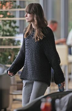 Oh No They Didn't! - Keira Knightley at Calgary International Airport in Canada