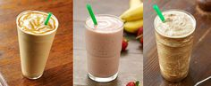 What to Skip, What to Sip: Starbucks's Creamy, Icy Drinks