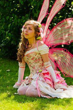 homemade adult fairy costumes | Homemade Fairy Costumes