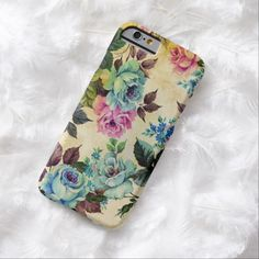 Awesome iPhone 6 Case! Antique Floral iPhone 6 case iPhone 6 Case. It's a completely customizable gift for you or your friends.