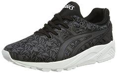 ASICS Gel-kayano Trainer Evo, Unisex-Erwachsene Sneakers, Schwarz (black/dark Grey 9016), 40 EU - http://uhr.haus/asics/40-eu-asics-gel-kayano-trainer-evo-sneaker-4-5-us-37-5