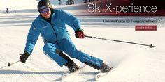 Mit individuell gestalteten #Skikursen der #Snowacademy Saalbach verpassen Sie Ihrem skifahrerischen Können den letzten Feinschliff. Skiing, Baseball Cards, Learning, Sports, Ski, Hs Sports, Studying, Teaching, Sport