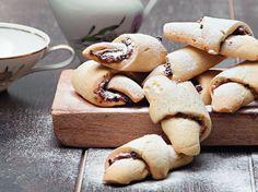Υπέροχα μπισκότα-κρουασάν
