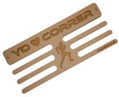 Medallero Runner: YO [AMO] CORRER