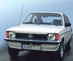 Opel Kadett C City 1977 | Lüner Automobilclub: Oldtimer und Oldtimertreffen in Lünen