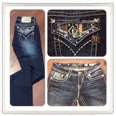 Miss Me Jeans~Check us out we ship!! https://www.facebook.com/HeartandHomeTexas