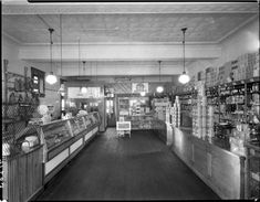 A & P Store Cecil Ave. and Broadway St., Louisville, Ky., 1928