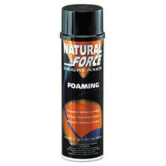 Dymon Natural Force Foaming Degreaser, Citrus, 20oz, Aerosol – 12 cans.