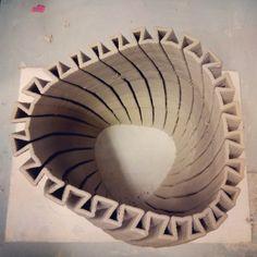 3ders.org - Studio Under develops a large & fast ceramic 3D printer | 3D Printer News & 3D Printing News