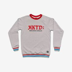 Olympic Street Games and HKTD Gothic crewnecks available until Sunday atshop.herokid.es