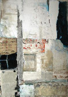 velasco Vitali  PALERMO, 2004. Mixed media on canvas, 495 x 341 cm