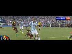 Argentina vs Venezuela 4-1 All Goals & Highlights