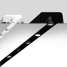 A l ¡ n a Tracks - Modular sectional systems: Bespoke, LED, iGuzzini D Lighting, Linear Lighting, Lighting System, Lighting Solutions, Interior Lighting, Modern Lighting, Lighting Design, Ceiling Light Design, False Ceiling Design