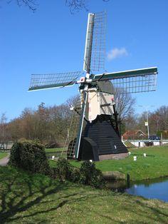 Leiden, Marendijkmolen