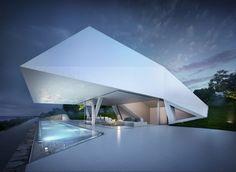 Villa Finas by H A J