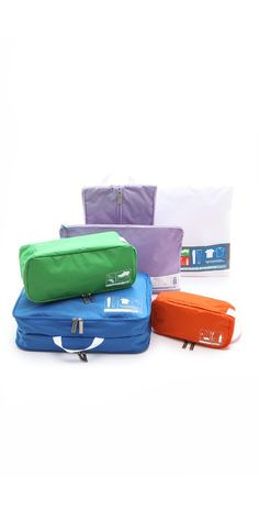 Flight 001 SpacePak Travel Bag Set   SHOPBOP