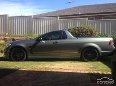 2013 Holden Ute SS V Redline VF Manual MY14-$33,500*