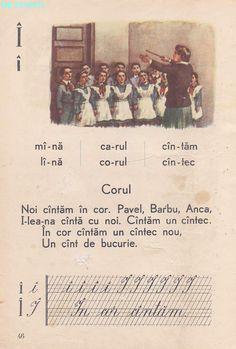 Romanian Language, Vintage School, Kids Education, Book Illustration, Nostalgia, Activities, Learning, Books, Movie Posters