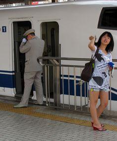 Shinkansen no shashô
