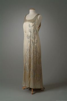 Dress  Peggy Hoyt, 1934  The Meadow Brook Hall Historic Costume Collection