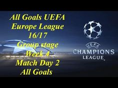 All Goals UEFA Europe League 1617 Group stage week 4 Day 2 02112016 Real Madrid All Goals UEFA Europe League 1617 Group stage week 4 Day 2 02112016 Real Madrid  http://youtu.be/cR8LA1IVUyA