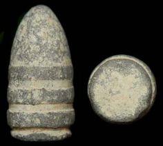 civil war bullets images