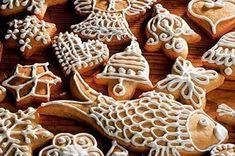 Jemné vánoční perníčky