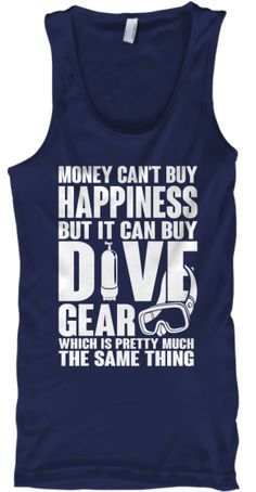 Dive Gear! Ltd Edition Top