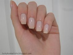 On the lookout for the perfect milky, translucent white polish. Hope i can still find this one.... OPI - Dont Touch My Tutu!